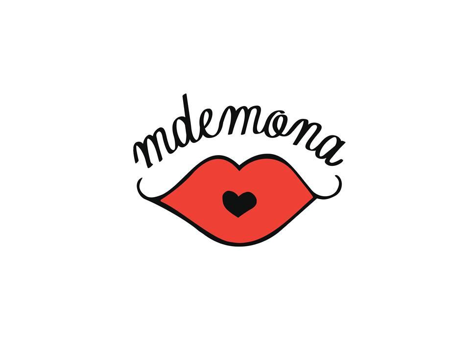 mdemona logo
