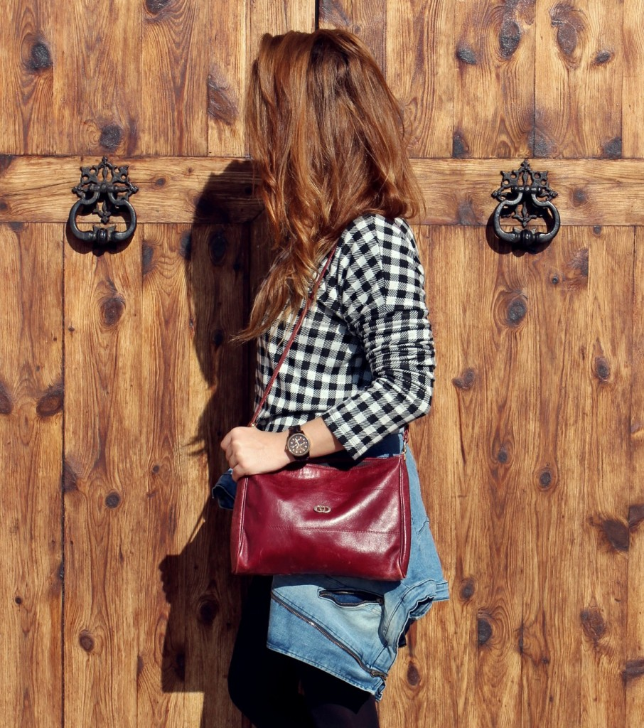 sudadera Stradivarius fashion blogger