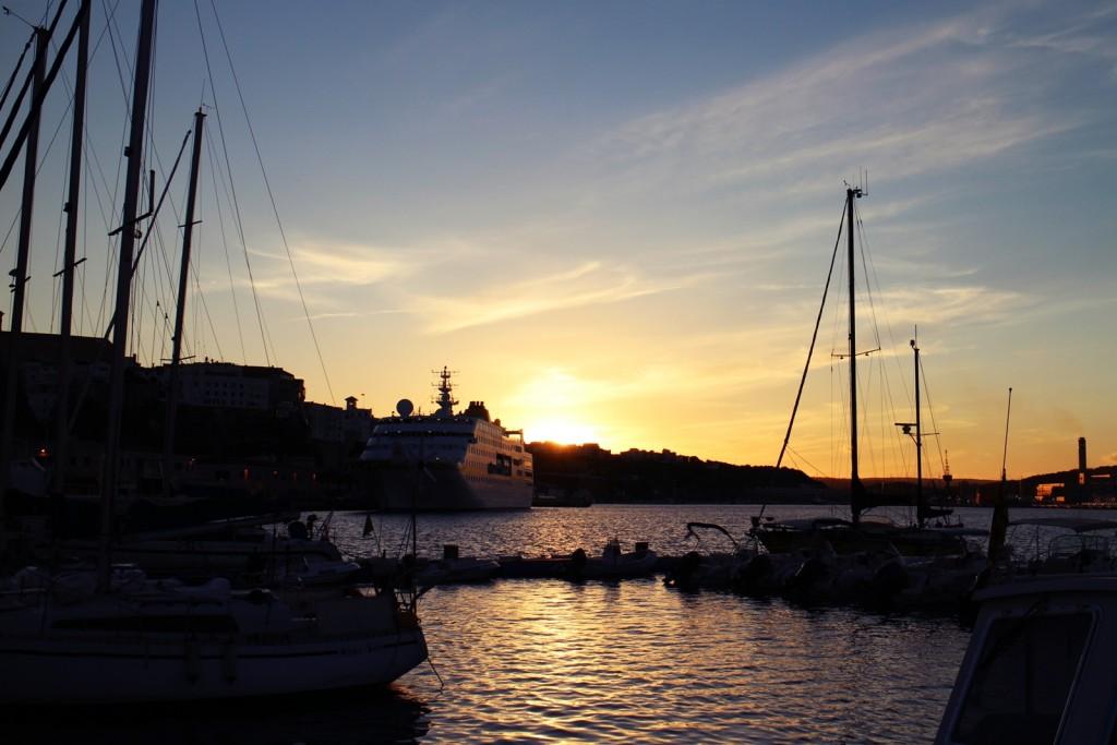 escapada a Menorca, Mahón