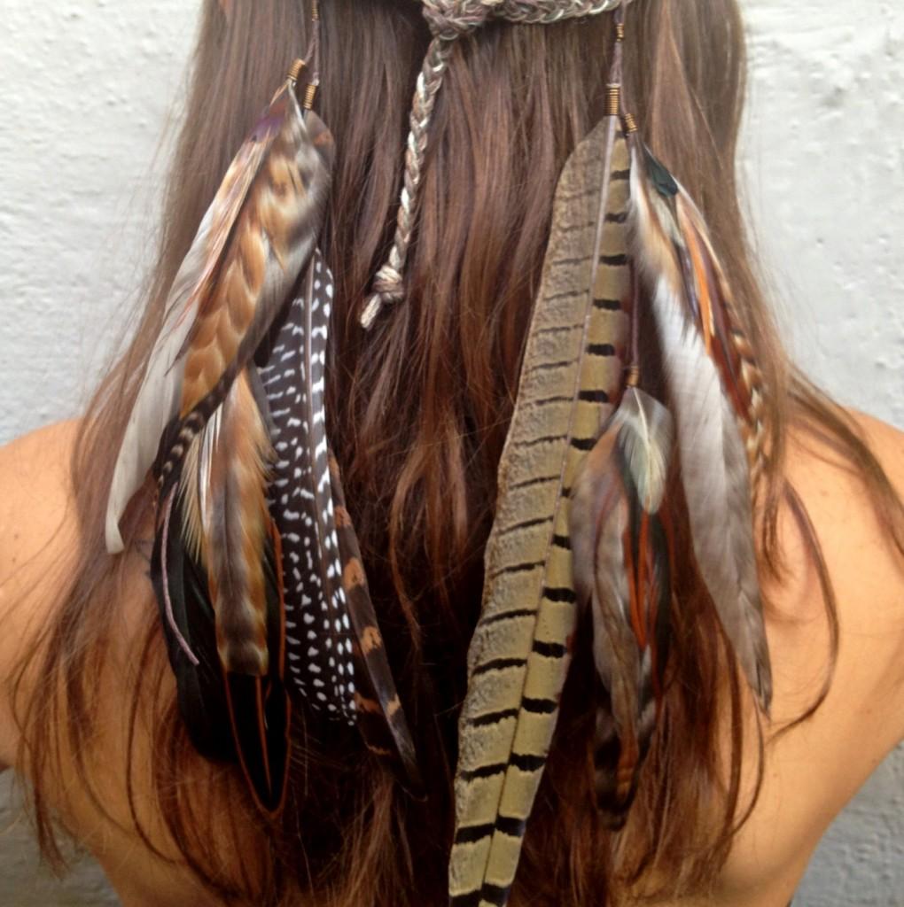 tocado plumas 3