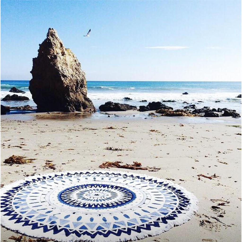 round beach 6