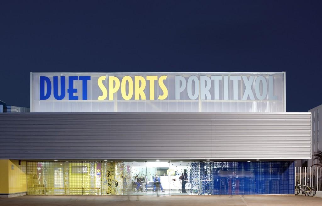 duet sports portixol