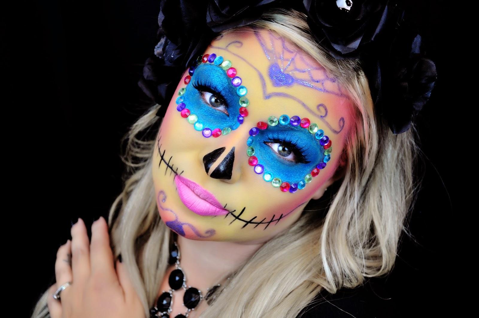 Inspiracin maquillaje Halloween