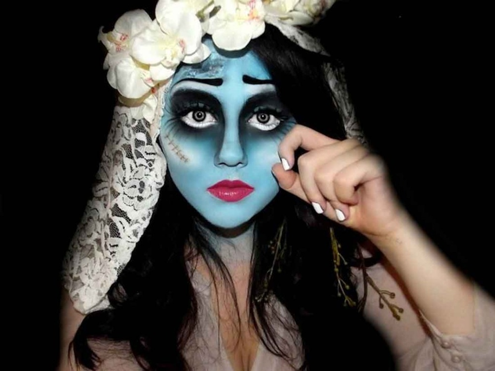 haloween makeup 4