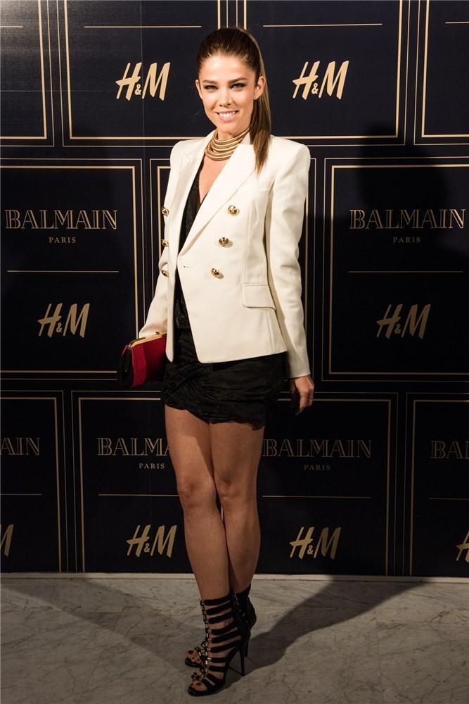 Balmain para H&M