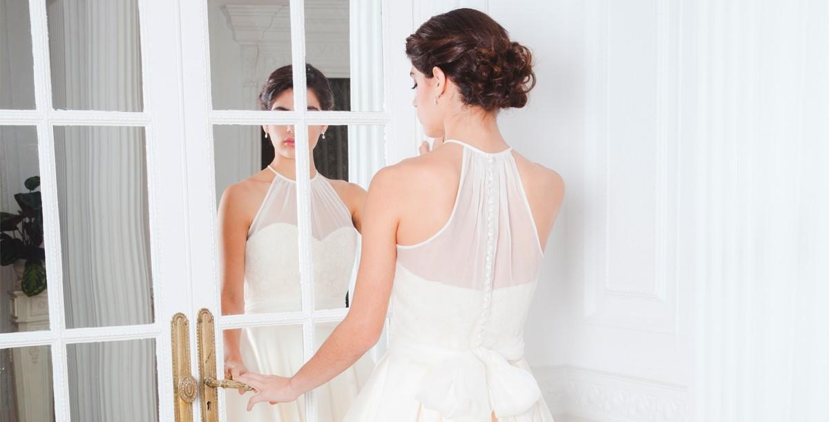 los vestidos de novia de mireia vidal brides * aurora vega