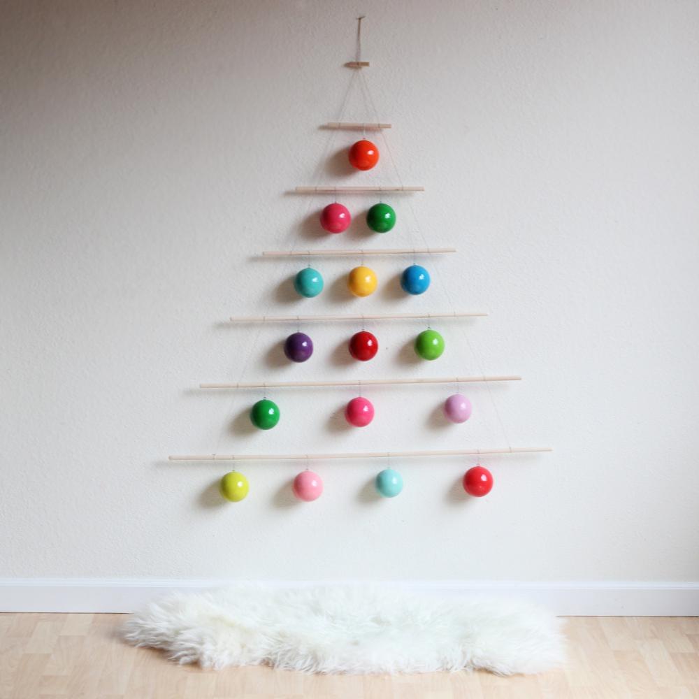 DIY árbol navidad 14