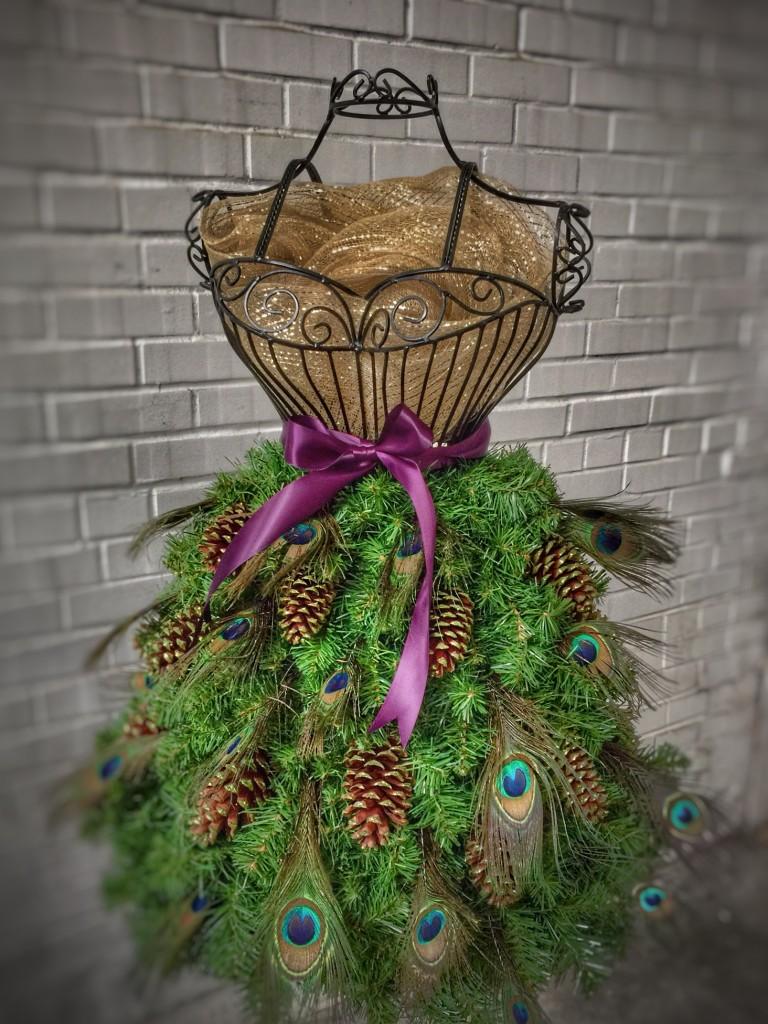 DIY árbol navidad 15