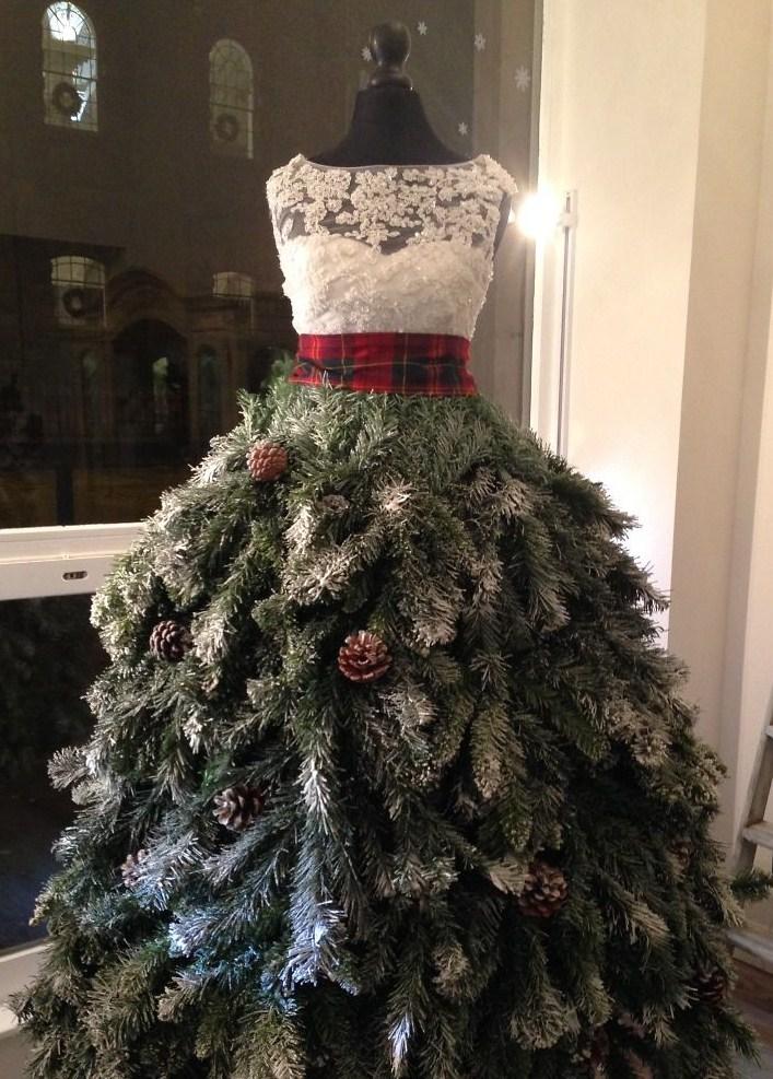 DIY árbol navidad