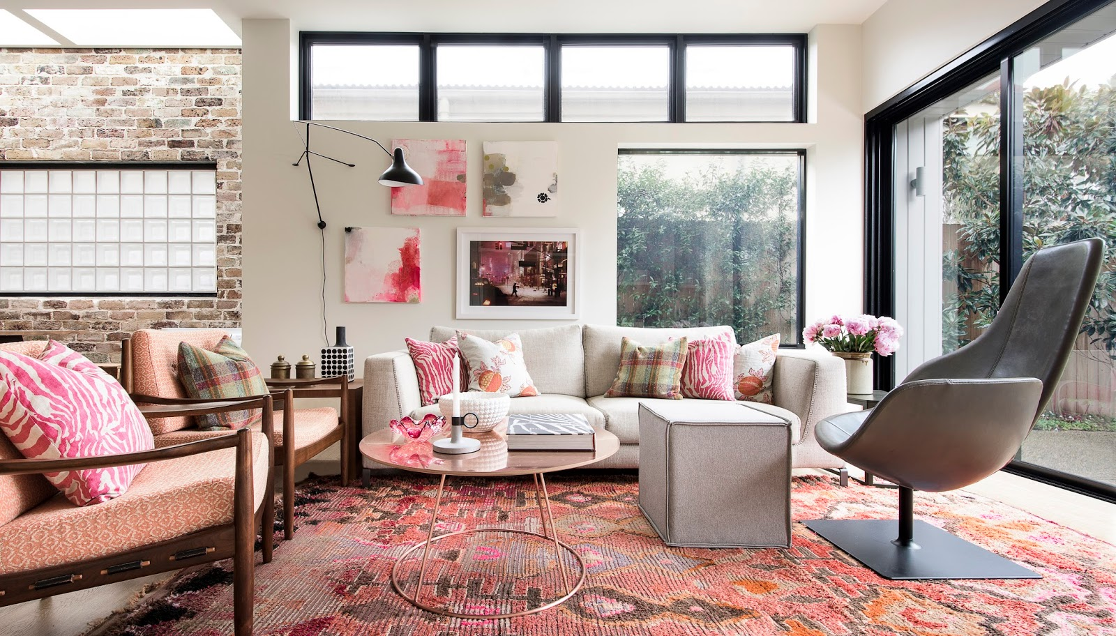 Girly loft apartment: splashy big joe bean bag chair in kids ...