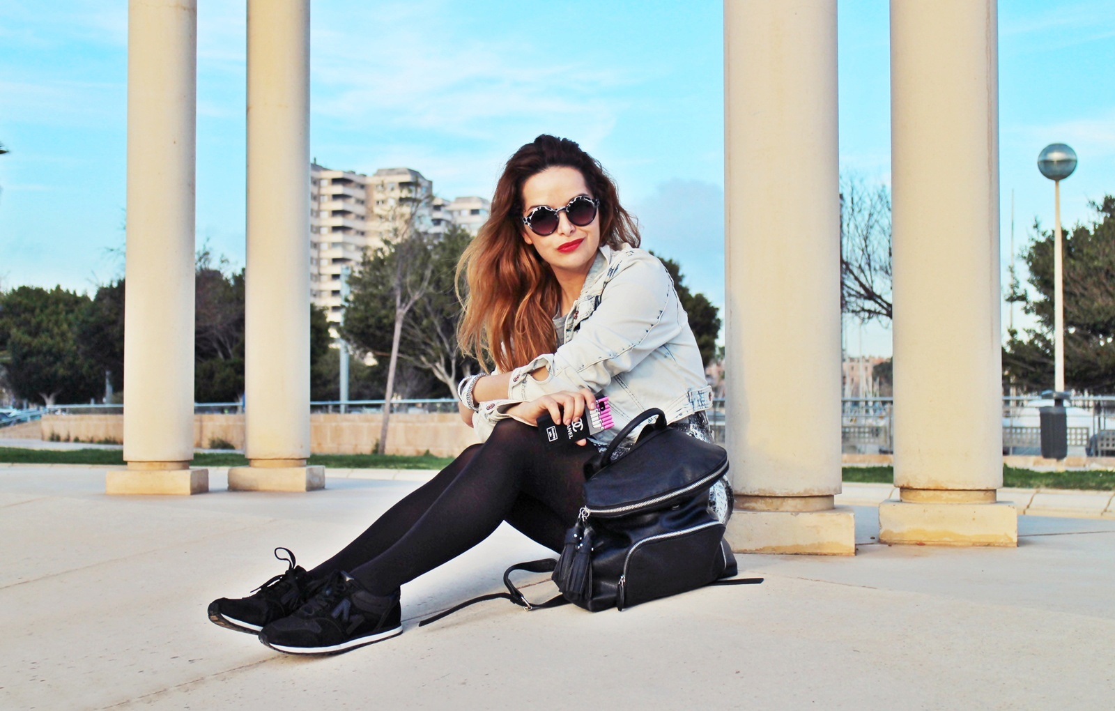 blog aurora vega, cenicienta no lleva zapatos, personal shopper mallorca, blog mallorca, street style mallorca, fashion blogger mallorca, sneakers, look casual, igersmallorcafashion