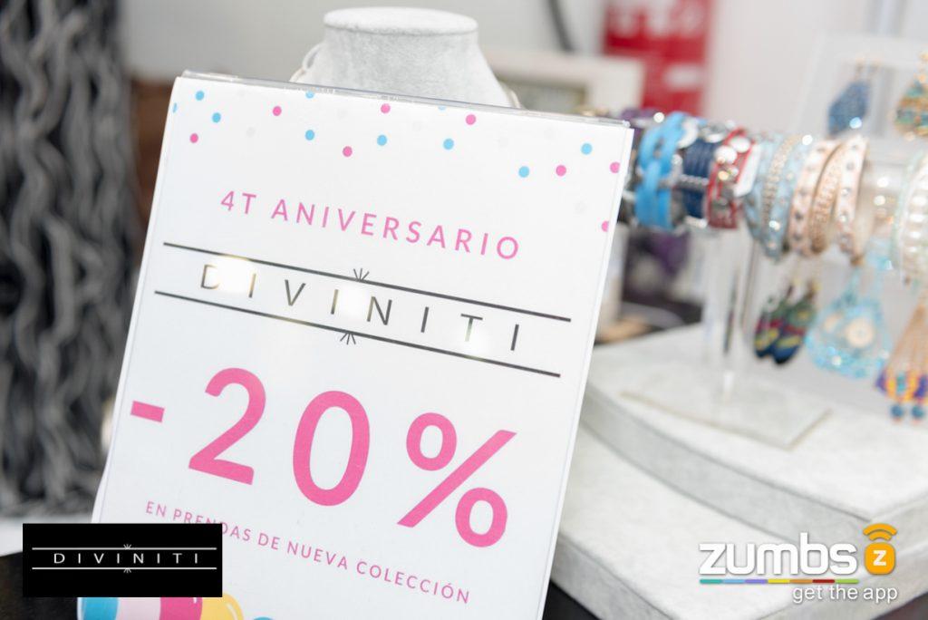 4º aniversario Diviniti Palma