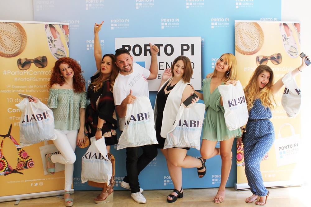 Primer showroom Porto Pi Centro