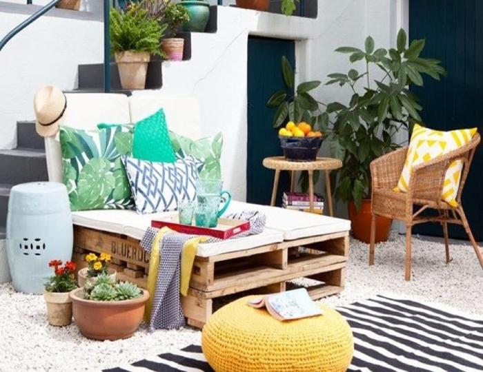Deco terrazas aurora vega for Decoracion de patios jardines y terrazas