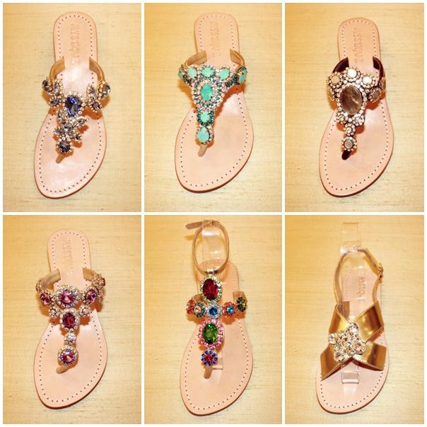 mystique sandals piluca osaba