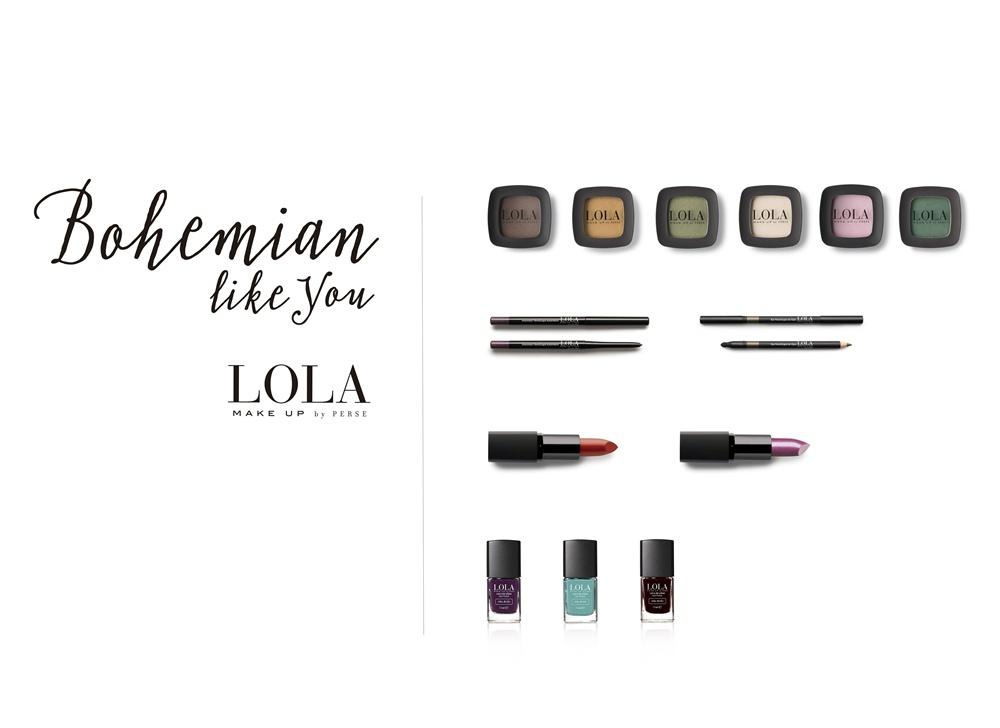 lola make up bohemian like you