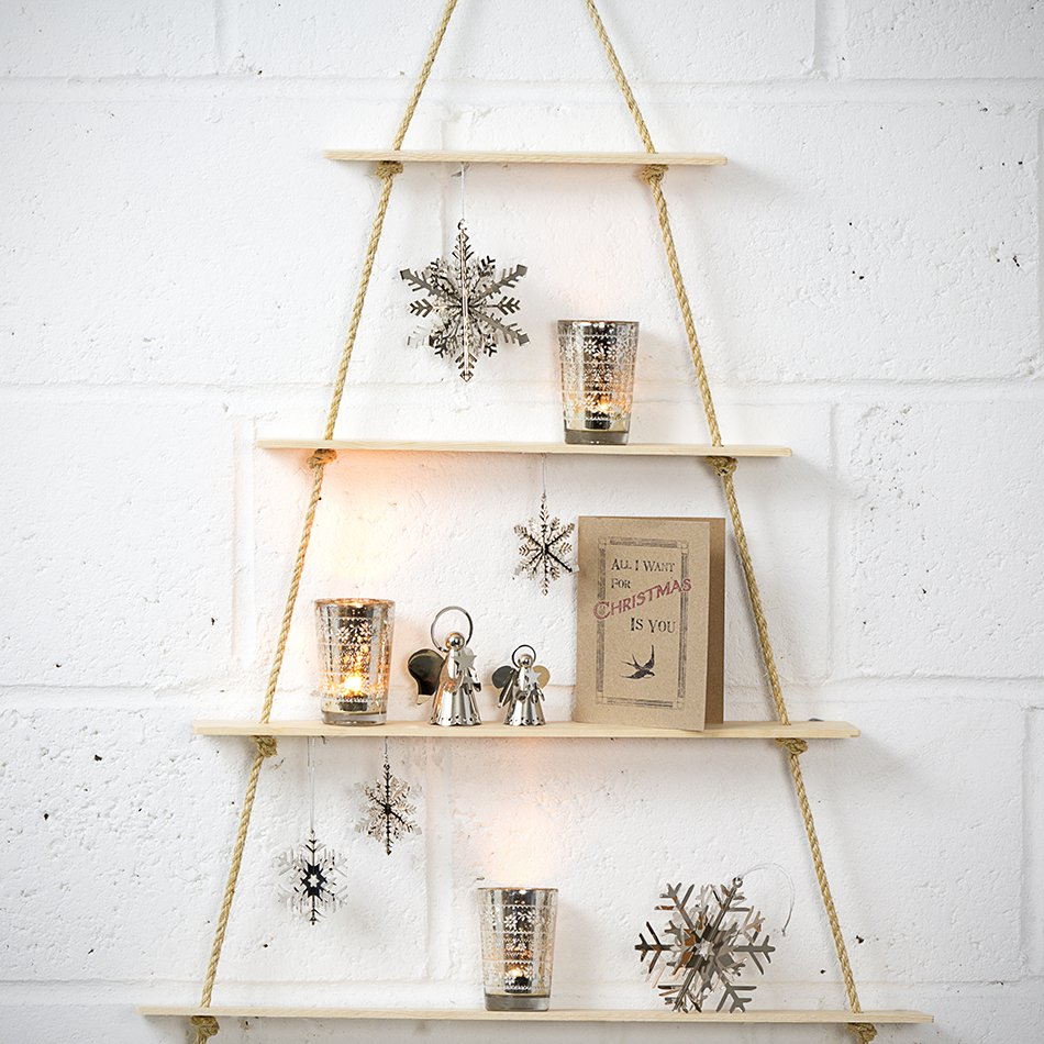 DIY árbol navidad 10