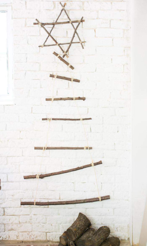 DIY árbol navidad 11