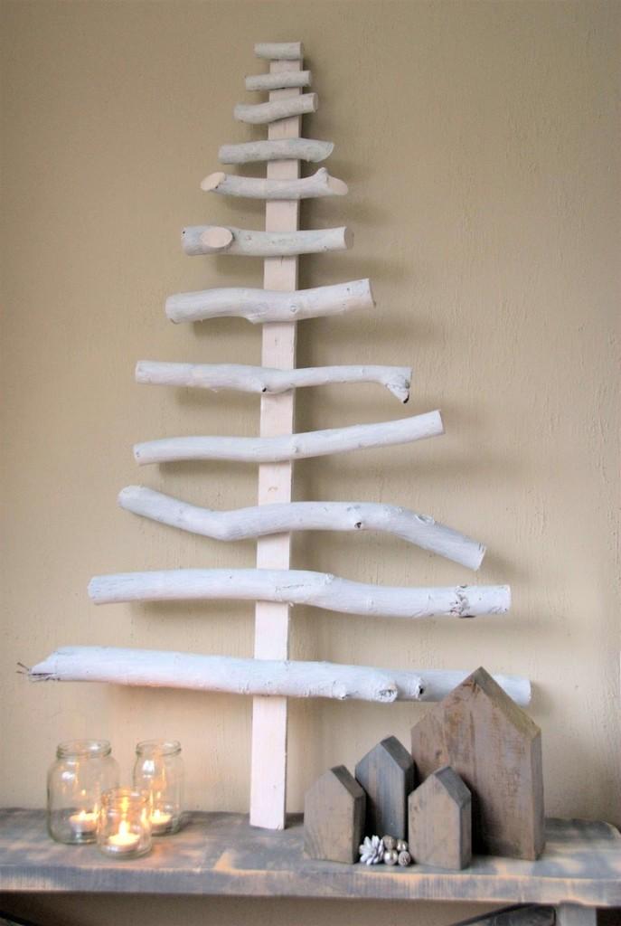 DIY árbol navidad 8