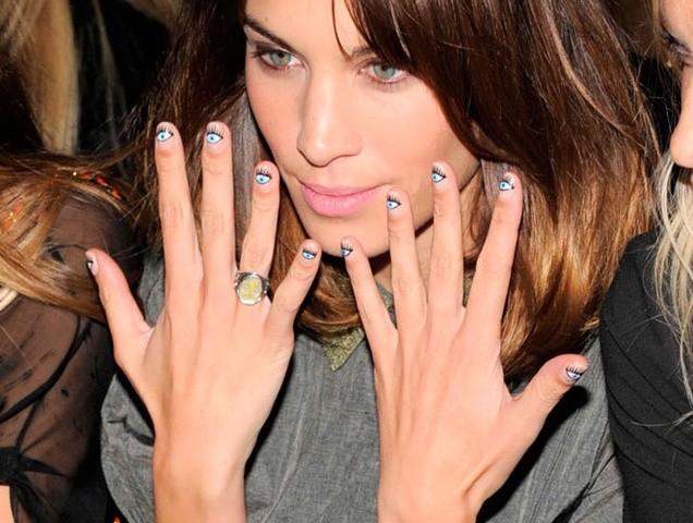 alexa chung nails 12