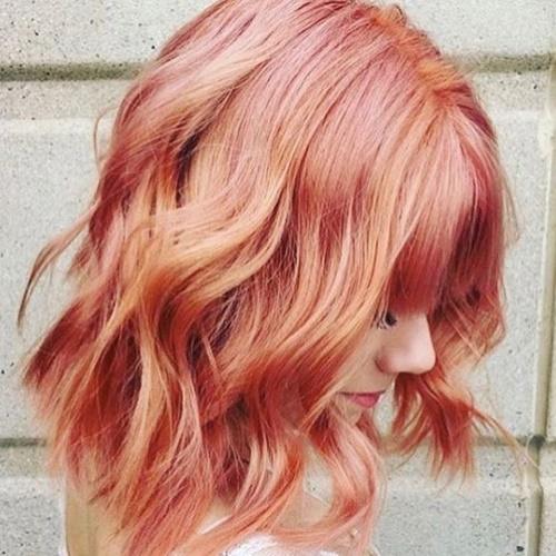 BLORANGE hair trend