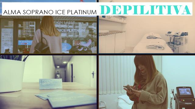 depilitiva, alma lásers médica, alma soprano ice platinum, depilación láser