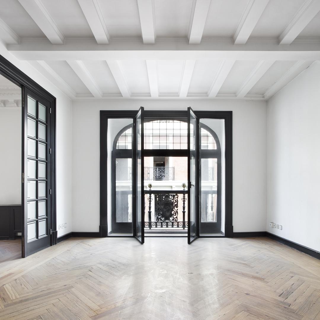 Presentación del edifico Casa Decor 2021